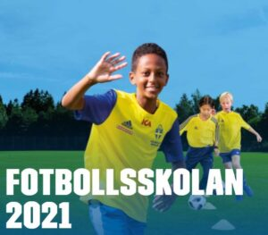 Barn som spela fotboll